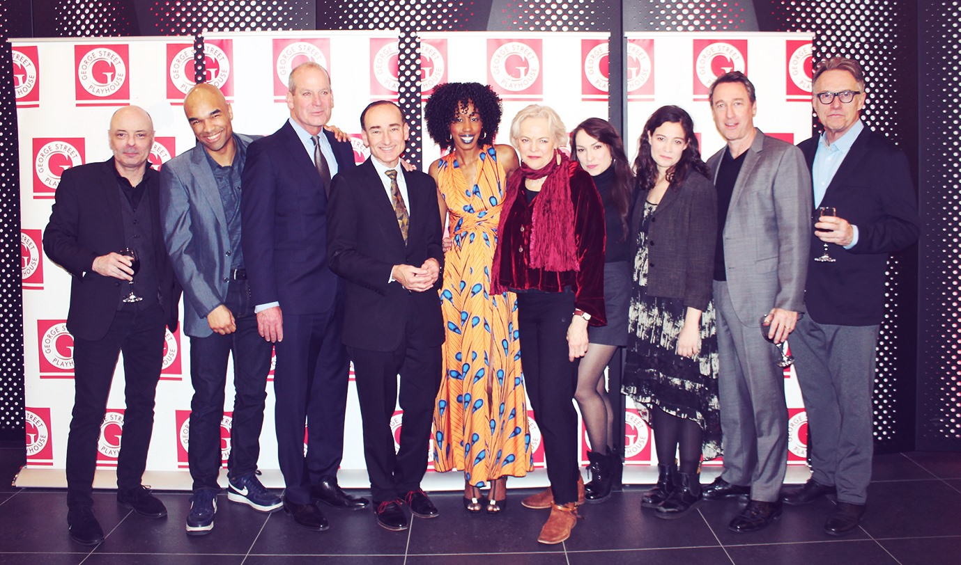 Photo Flash: Opening Night of MIDWIVES at George Street Playhouse