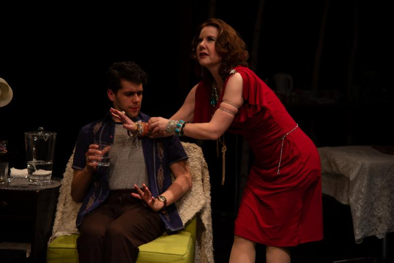 BWW Review: THE SHADOW BOX Hurts So Good at Gene Frankel Theater