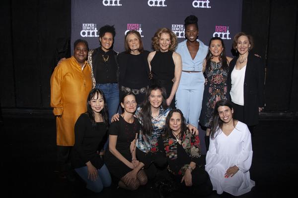 Eunice Wong, Brenda Withers, Diane Paulus, Emily Mann, Rebecca Arparicio; Patrena Mur Photo