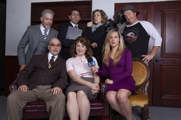 Photo Flash: THE OUTSIDER At North Coast Repertory Theatre - Now Extended By Popular Demand