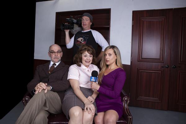 John Seibert, Jacque Wilke, Natalie Storrs, Max Macke Photo