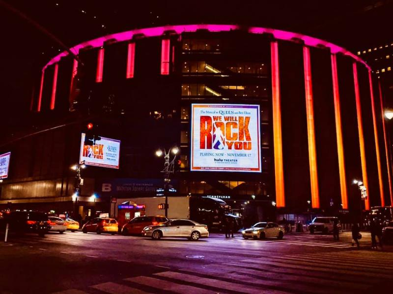 BWW Interview: Jeff Parry, Producer of WE WILL ROCK YOU at Salle Wilfrid-Pelletier, Place Des Arts