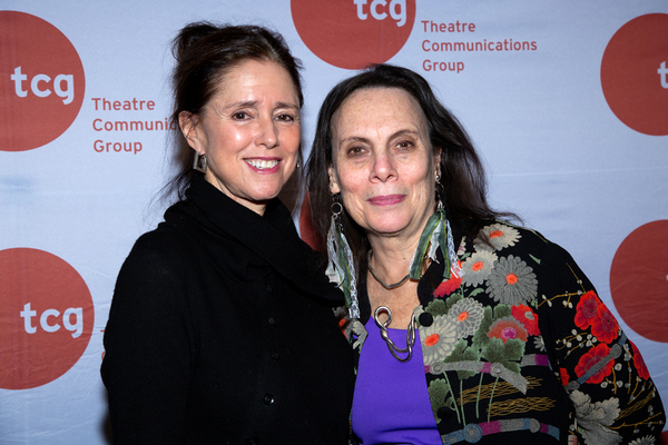 Julie Taymor, Emily Mann Photo