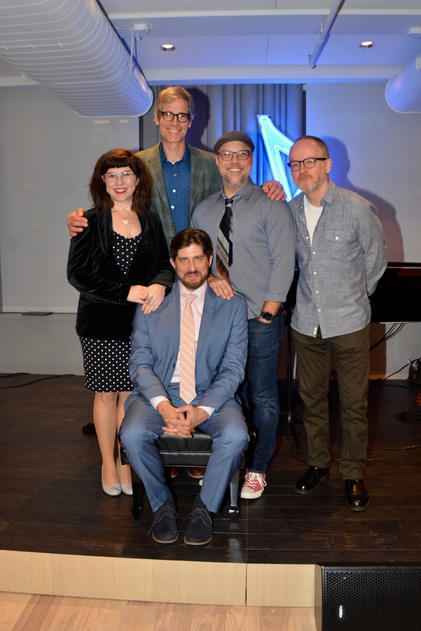 Photos: The 2020 Kleban Prize For Musical Theatre is Given