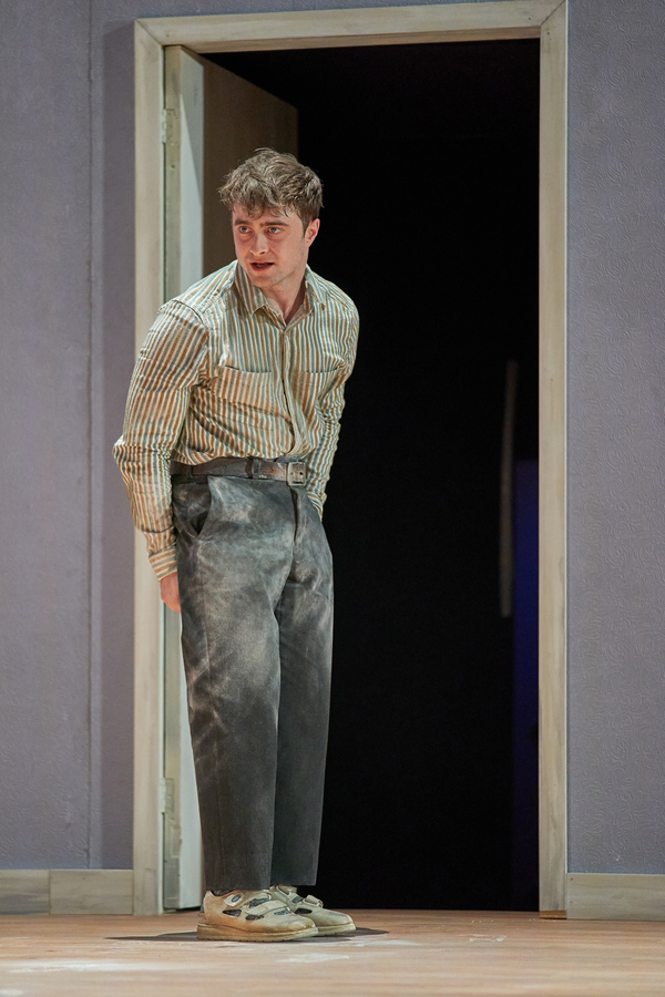 Photo Flash: First Look at ENDGAME, Starring Alan Cumming and Daniel Radcliffe, at the Old Vic