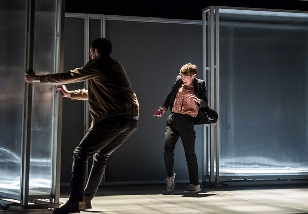 Photo Flash: First Look at Frantic Assembly's I THINK WE ARE ALONE