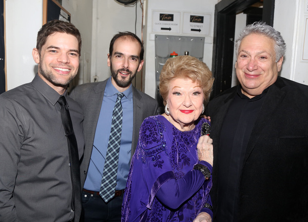 Photo Coverage: Broadway Unites to Honor the Late, Great Jerry Herman