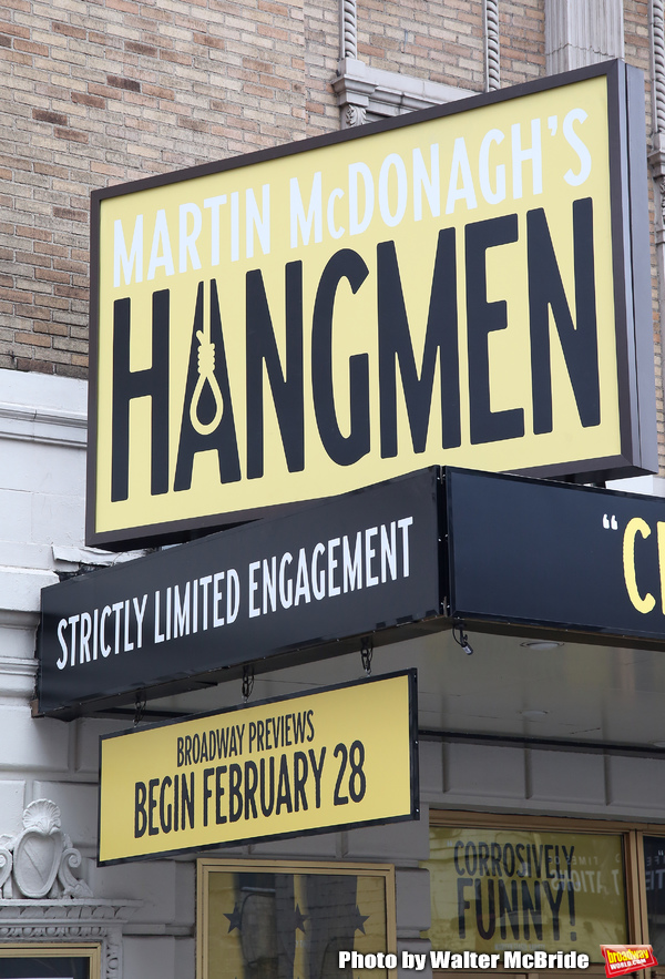 Up On The Marquee: HANGMEN