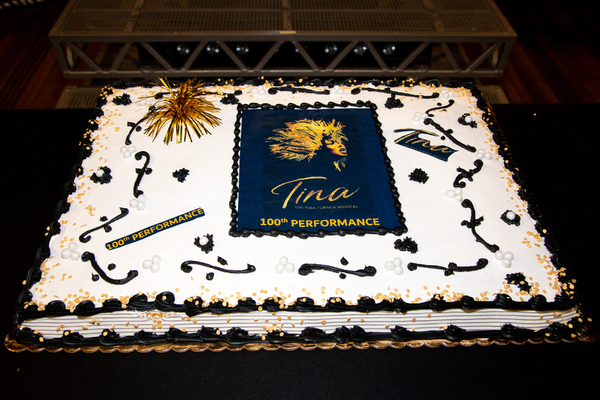 TINA: THE TINA TURNER MUSICAL Celebrates 100 Performances on Broadway Photo