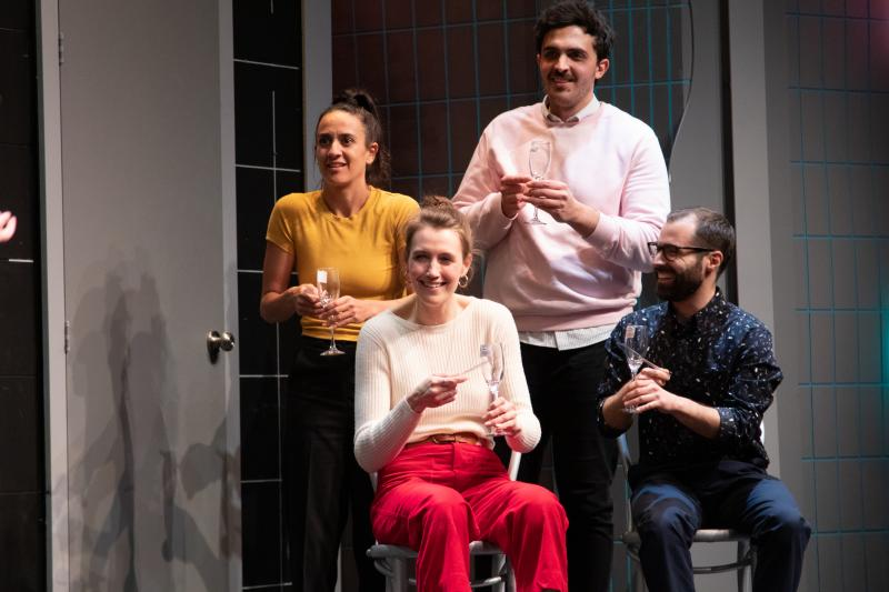 BWW Review: THE SECOND CITY TOTALLY LIKES YOU Is A Cute, Crush-Worthy Take On Love And Relationships