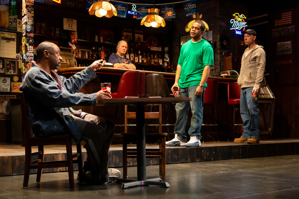 Photos: First Look at Huntington Theatre Company's SWEAT