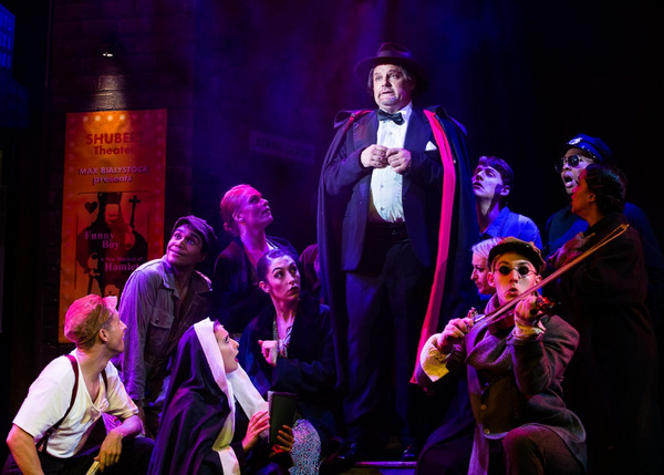 Photo Flash: First Look at Mel Brooks' THE PRODUCERS At Theatre On The Bay