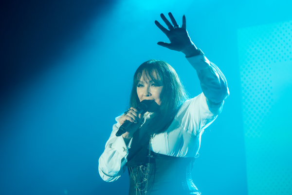 Photo Flash: First Look at Frances Barber as Billie Trix in MUSIK by Pet Shop Boys and Jonathan Harvey