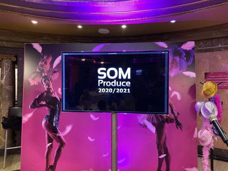 SOM PRODUCE hace balance de esta temporada y sus próximos proyectos