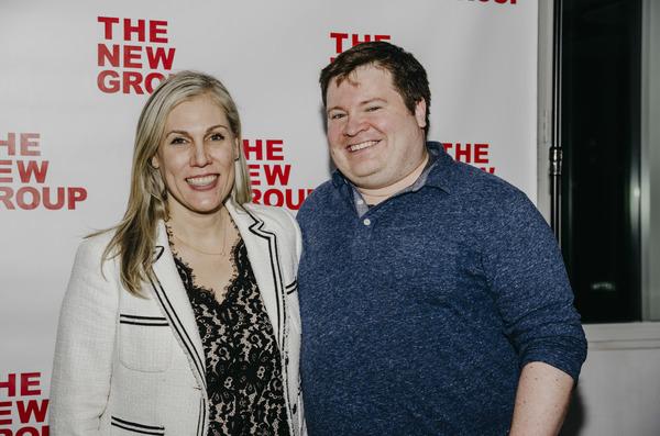 Photo Coverage: The New Group Celebrates Opening Night of BOB & CAROL & TED & ALICE