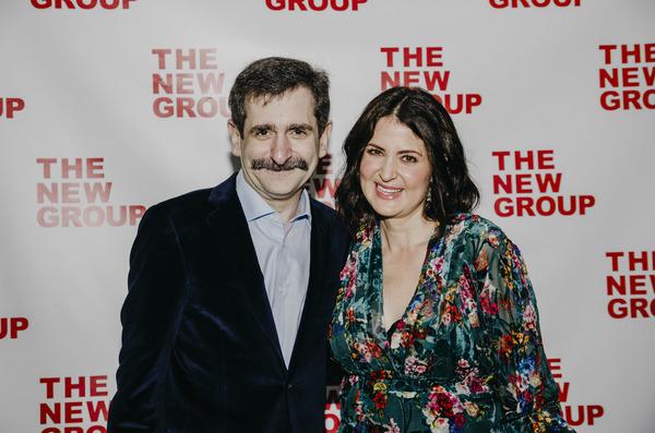 Jonathan Marc Sherman & Alexandra Shiva