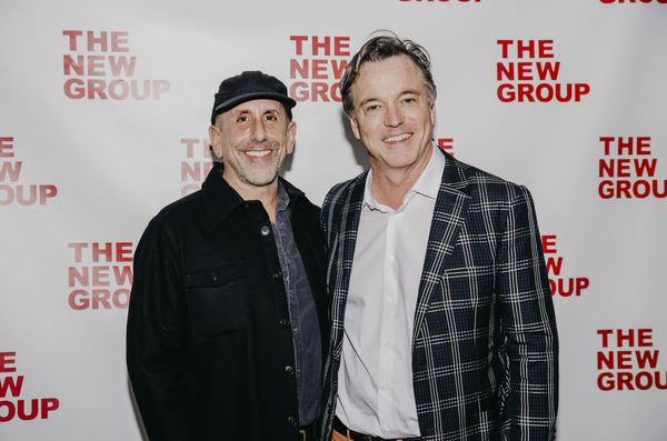 Scott Elliott & Derek McLane Photo