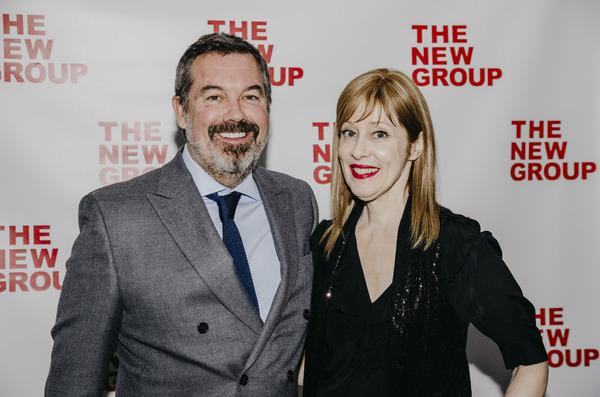 Duncan Sheik & Suzanne Vega Photo