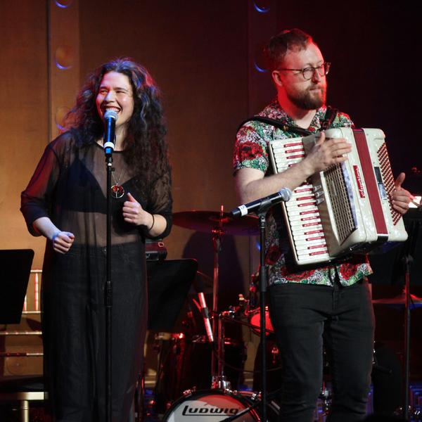 Photo Coverage: Go Inside New York Theatre Workshop's Gala Honoring Jordan Roth & Rachel Chavkin