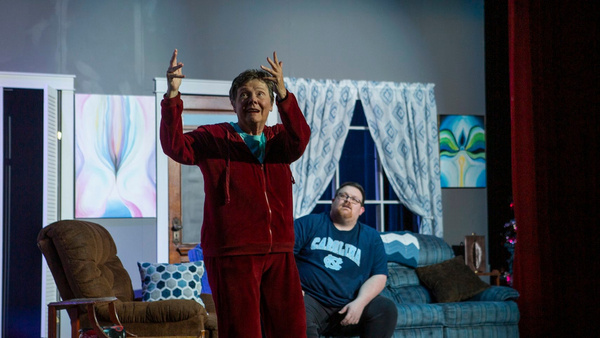 Photo Flash: FIRST LOOK At World Premiere ON PINE KNOLL STREET