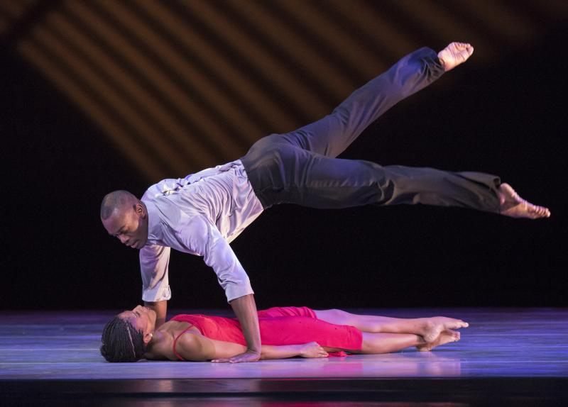BWW REVIEW: Alvin Ailey Has Something to Say