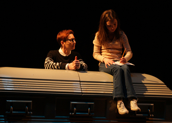 Photo Flash: First Look at FUN HOME, Playing At Chance Theater Through March 1st