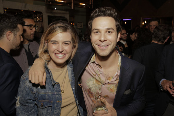 Photo Flash: See Skylar Astin, Alex Newell, Lauren Graham & More at a Singalong Party for ZOEY'S EXTRAORDINARY PLAYLIST!