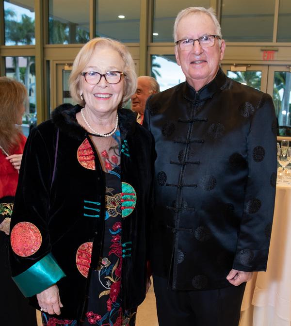 Photo Flash: Palm Beach Opera Celebrates TURANDOT with Record-Breaking Dinner