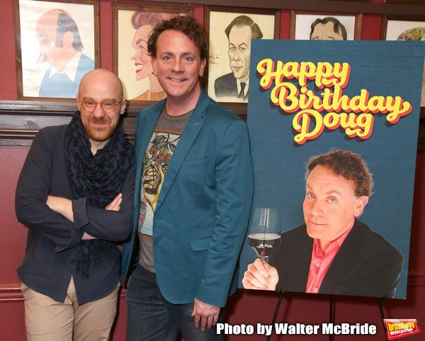 Tom DeTrinis and Drew Droege Photo