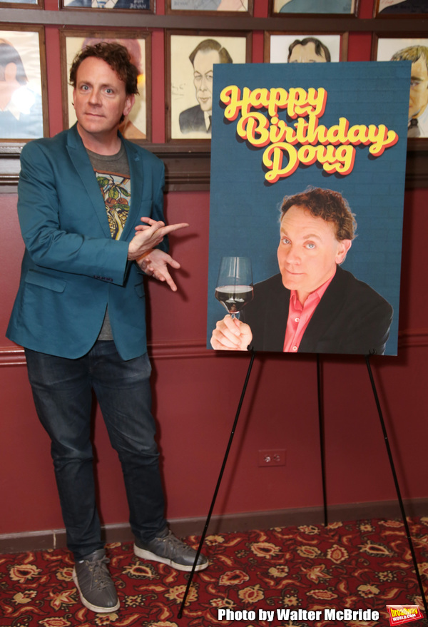 Photo Coverage: The Team Behind HAPPY BIRTHDAY DOUG Meets The Press