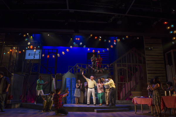 Photo Flash: Broadway-Aimed Musical AMERICANO! Hits the Stage at Phoenix Theatre
