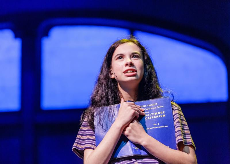 BWW Review: Garden Theatre's VIOLET, An Unfussy Musical with a Worthy Cast