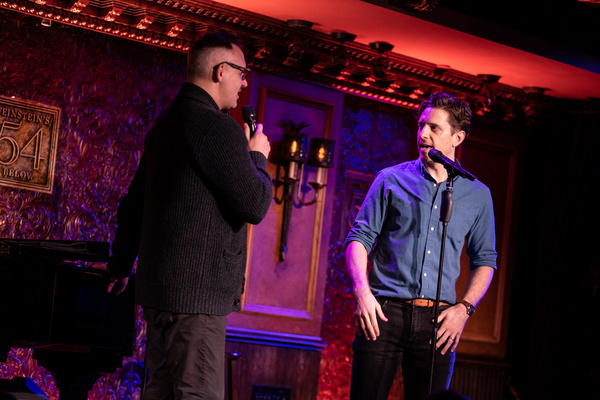 Photos: Amanda Jane Cooper, Noah Galvin And More Star In I WISH: THE ROLES THAT COULD HAVE BEEN At Feinstein's/54 Below