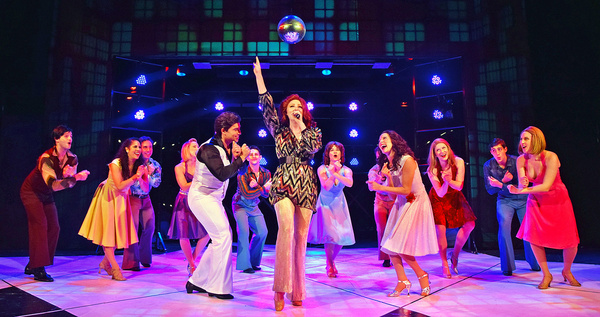 Photo Flash: SATURDAY NIGHT FEVER At Beef & Boards Dinner Theatre