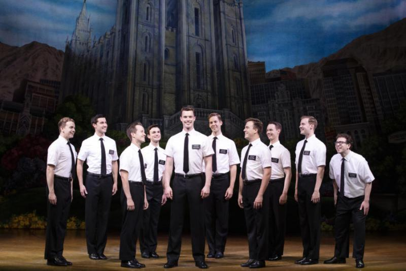 BWW Review: BOOK OF MORMON at Popejoy Hall