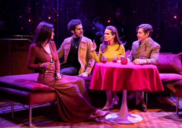 BWW Review:  BOB & CAROL & TED & ALICE is Funny & Sweet & Sexy & Endearing