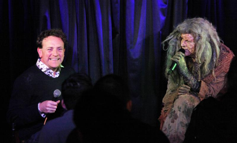 """BWW Review: CONVERSATIONS WITH CLAY WOMAN Offers Up A Particular Brand Of Off-beat Comedy For Tweed Theaterworks' """"Sundays At Seven"""" Series At Pangea"""