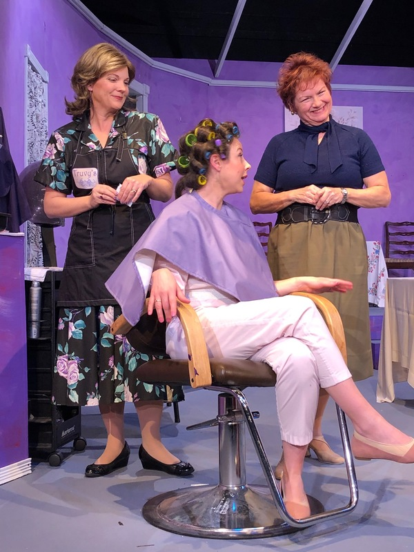 Photo Flash: First Look at Chanticleers Theatre's STEEL MAGNOLIAS