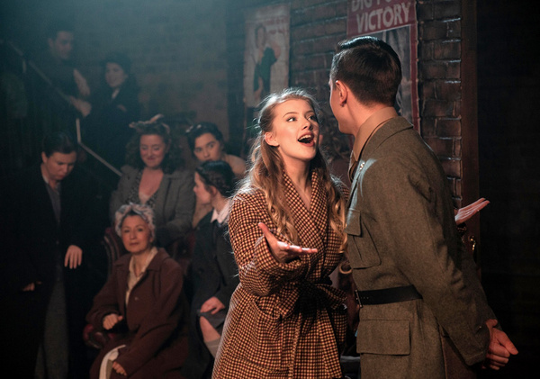 Photo Flash: First Look At BLITZ! At The Union Theatre