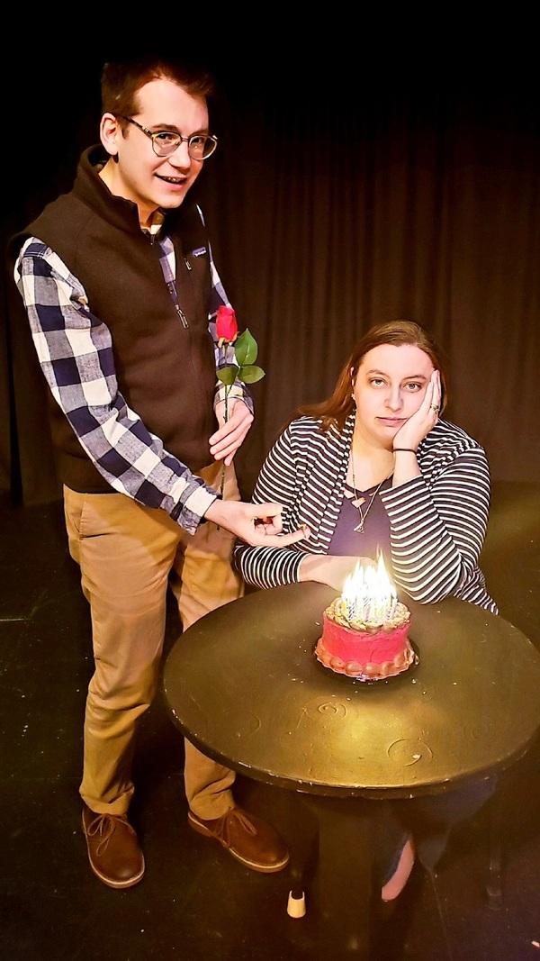 Photo Flash: Majestic Theatre Presents LOVE / SICK