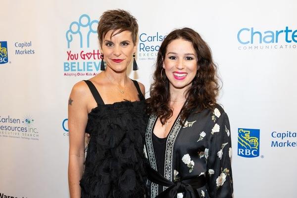 Jenn Colella and Chilina Kennedy Photo