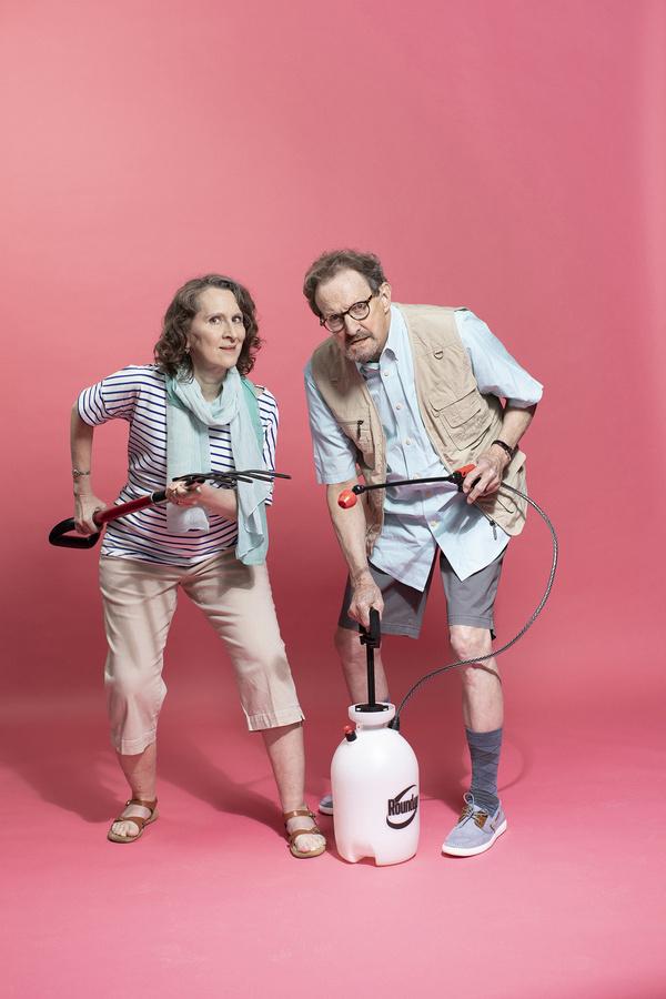 Photo Flash: Meet the Stars of NATIVE GARDENS at Omaha Community Playhouse