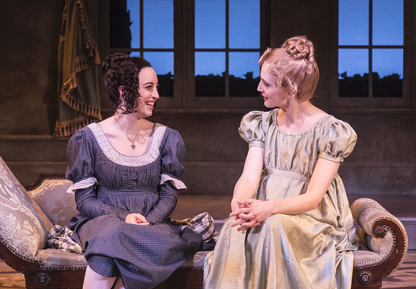 Photo Flash: First Look at JANE AUSTEN'S EMMA at Ensemble Theatre Company