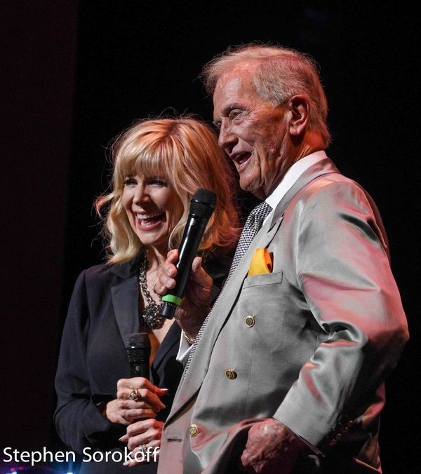 Photos: Pat Boone Receives Lifetime Achievement Award at Debby Boone Concert