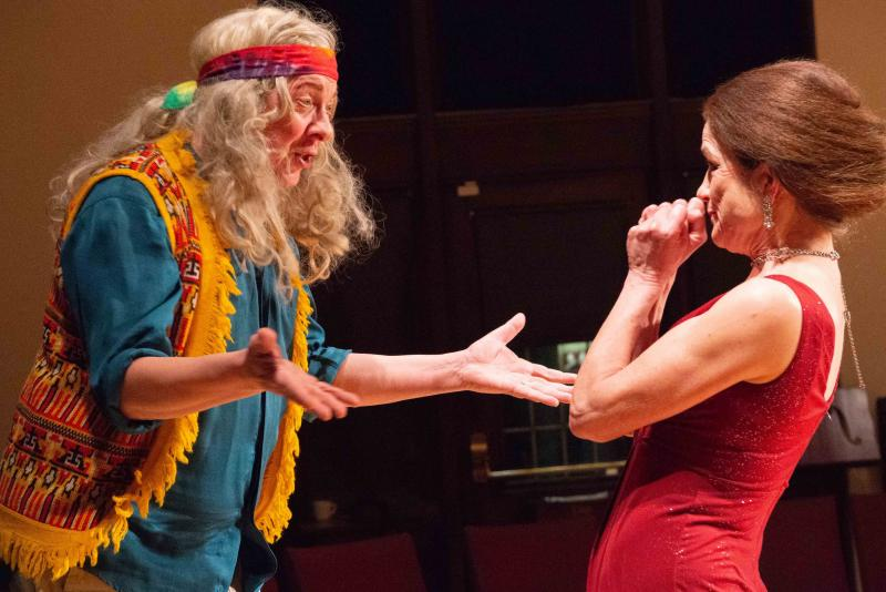 BWW Review: Theatre9/12 Tackles Lesser Known Miller with THE CREATION OF THE WORLD AND OTHER BUSINESS