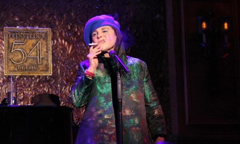 BWW Review: Tovah Feldshuh is Timeless in AGING IS OPTIONAL at 54 Below