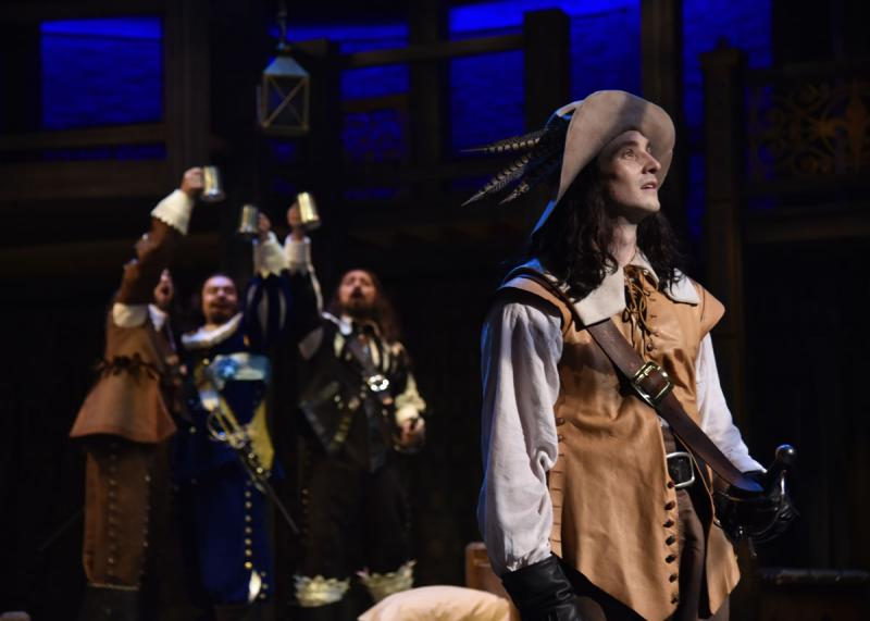 BWW Review: Orlando Shakes Draws Swords and Laughs with THE THREE MUSKETEERS