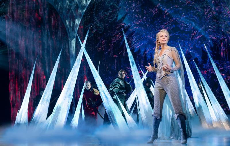 BWW Review: FROZEN at the Paramount Astounds with Disney Imagineering Magic