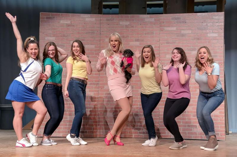 BWW Review: LEGALLY BLONDE at Opera House Players