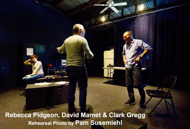 BWW Interview: Clark Gregg Navigating From the Marvel Universe Back to David Mamet's